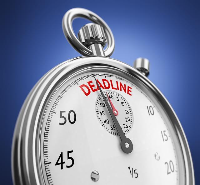 Steuern sparen 2018, Fristen & Informationen