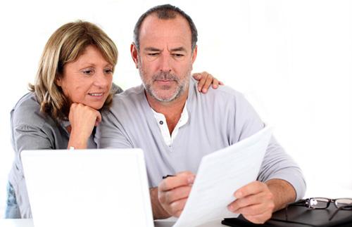 Rürup Rente Hochrechnungen prüfen